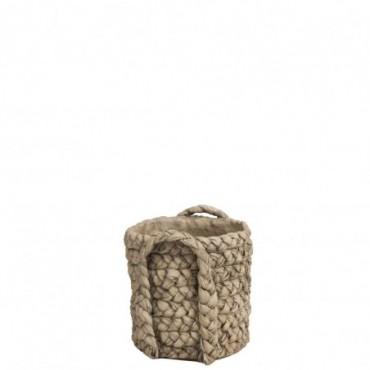 Cachepot Anses Ceramique Naturel S