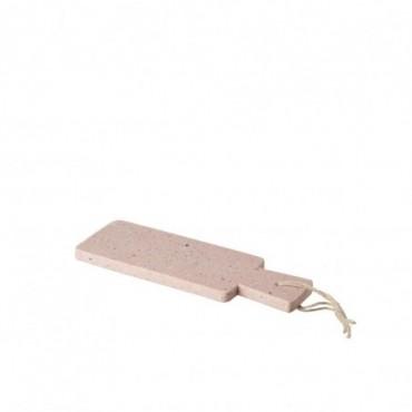Planche rectangulaire Terrazzo Rose S