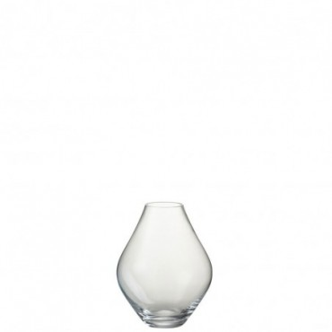 Vase Abby Verre Transparent S