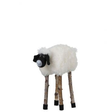 Mouton Debout Peluche S