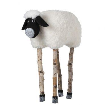 Mouton Debout Peluche