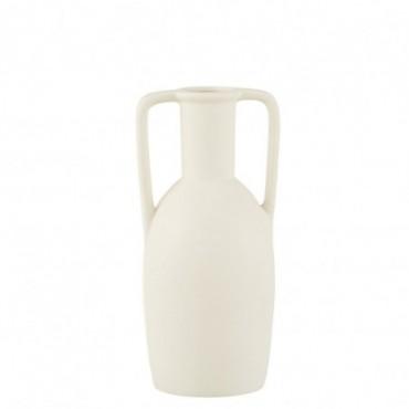 Vase Vita Céramique Blanc