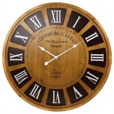 Horloge murale Chiffre romain 80cm