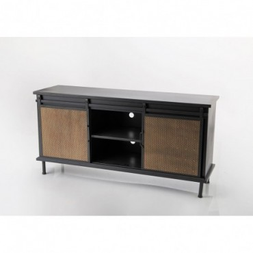 Buffet Portes Coul Grillage