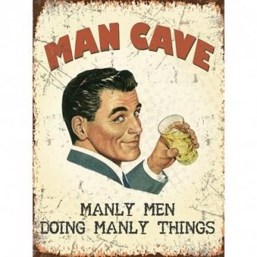 Tableau Man Cave