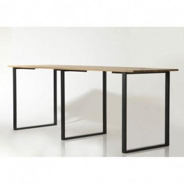 Table Bar 300/90 Chêne Grand modèle