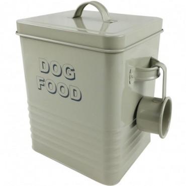 Boite en métal Dog Food
