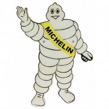 Plaque métal Michelin 36 cm