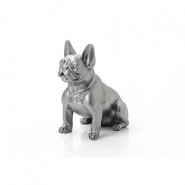 Bulldog Francais Argente