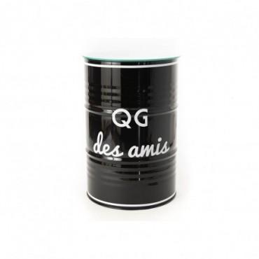 Tonneau Qg Des Amis 90