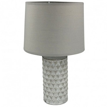 Lampe Carreaux Blanc 3D