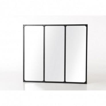 Miroir Industriel 3 Ventaux