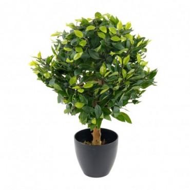 Ficus boule Artificiel 65 cm