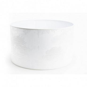 Abat-jour Cylindrique D40H23 Aznar Blanc - E27_40W