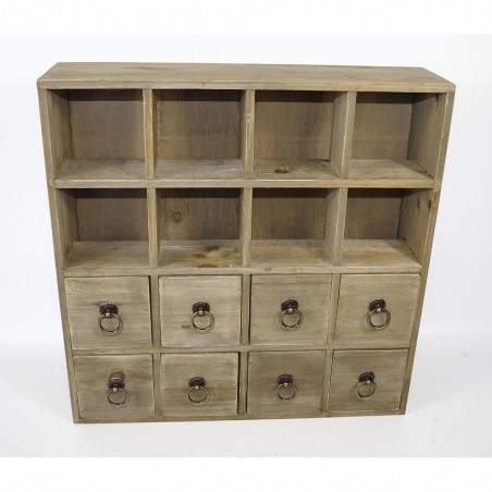 Organiseur 8 tiroirs Cabinet
