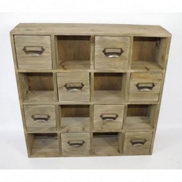Organiseur 8 tiroirs 8 rangements