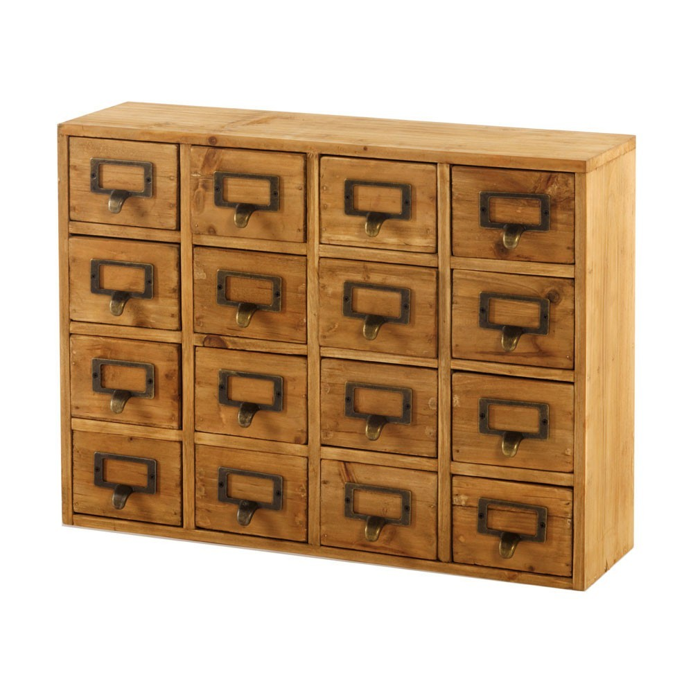 Organiseur 16 tiroirs Cabinet
