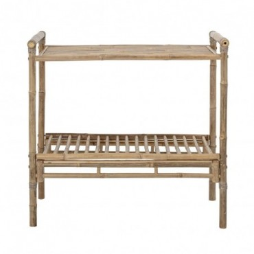 Table Console Sole Nature Bambou