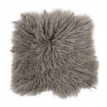 Housse de siège Hilma gris agneau mongol