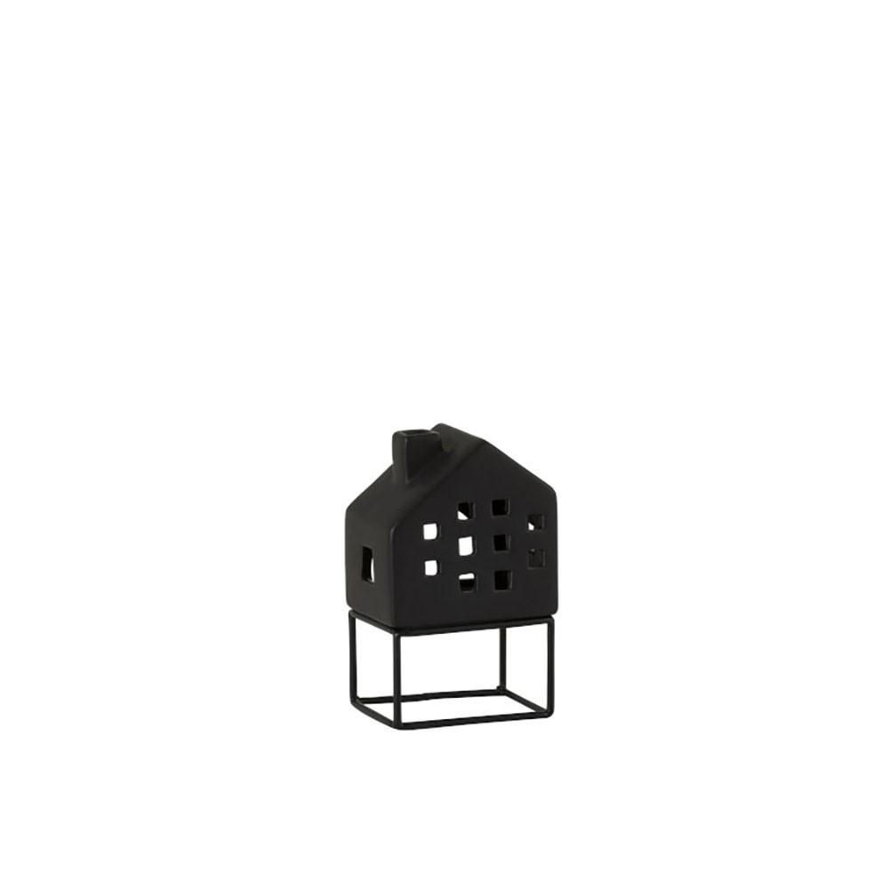 Maison Moderne Porcelaine Noir Small