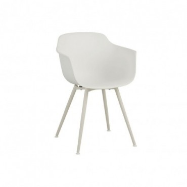 Chaise sam polypropyleen blanc