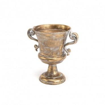 Vase Médicis Gold