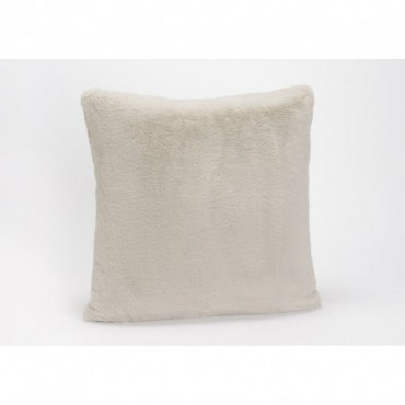Coussin Luxe Gris Clair 50X50