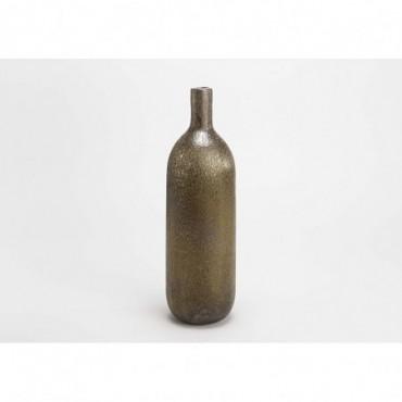 Vase Bouteille Millenium Hauteur 38 Cm Reflet