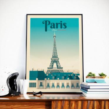 Affiche Paris - 50x70 cm