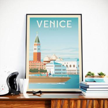 Affiche Venise - 50x70 cm