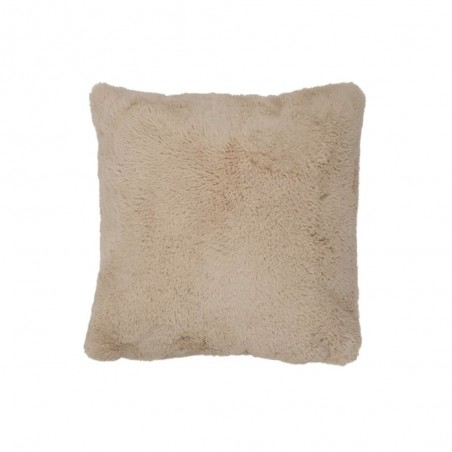 Coussin cutie polyester beige