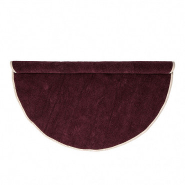 Arbre Couverture Lenemai Rouge Coton