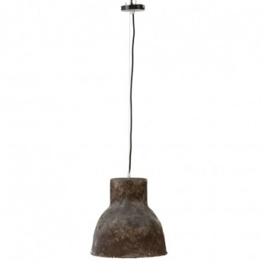 Lampe Suspendue Ceramique Marron Large
