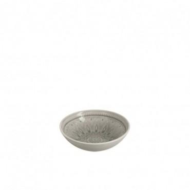 Bol apero boho ceramiqe gris small