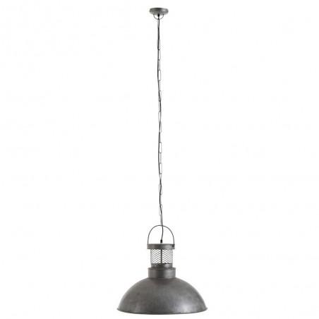 Lampe Suspendue Adel Metal Argent