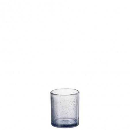 Photophore verre lavande small