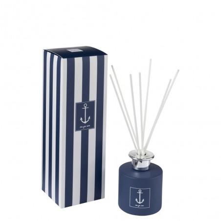 Huile Parfumee Ancre Bleu/Blanc