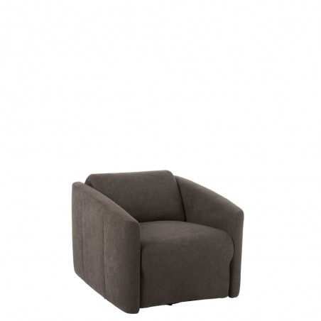 Fauteuil / Relax 1 Place Lin Marron |