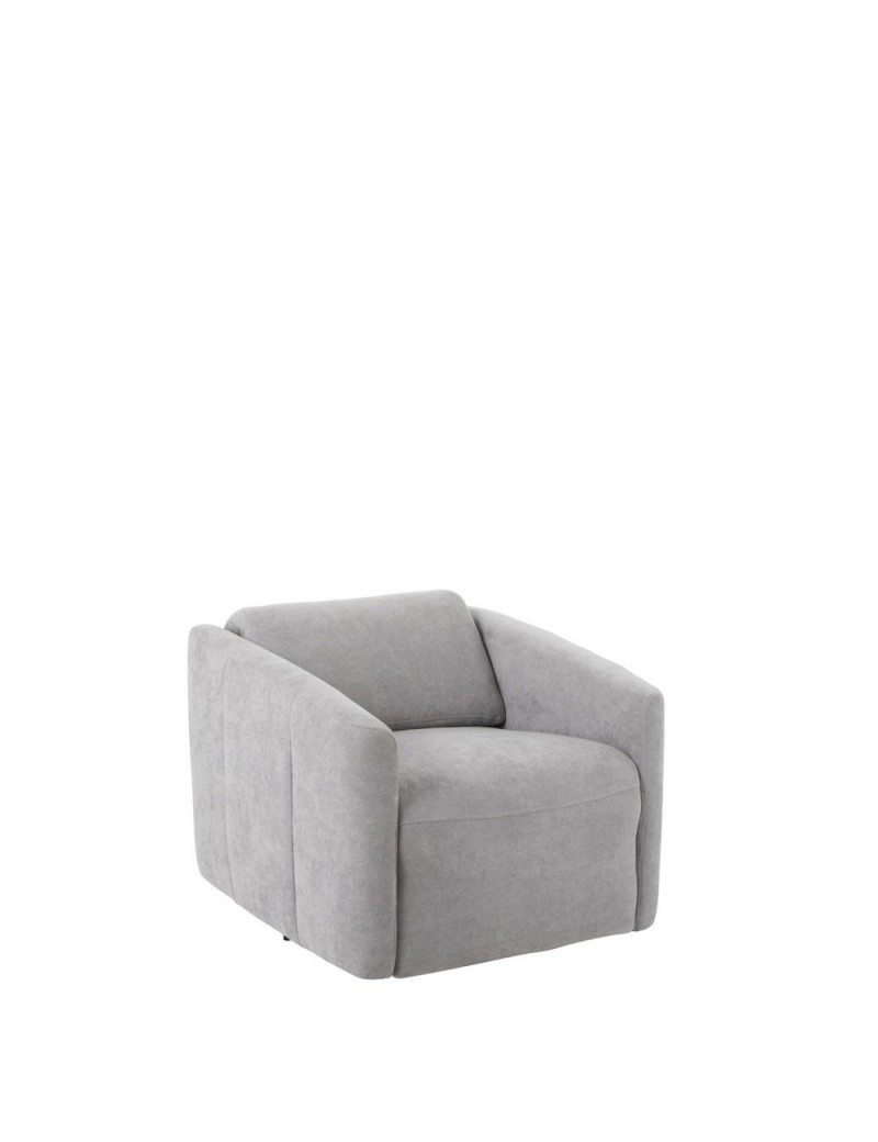 Fauteuil / Relax 1 Place Lin Gris |