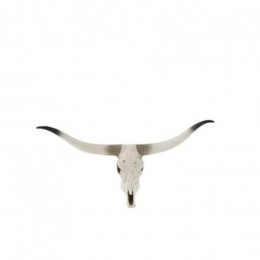 Crane Resine Blanc / Naturel Small