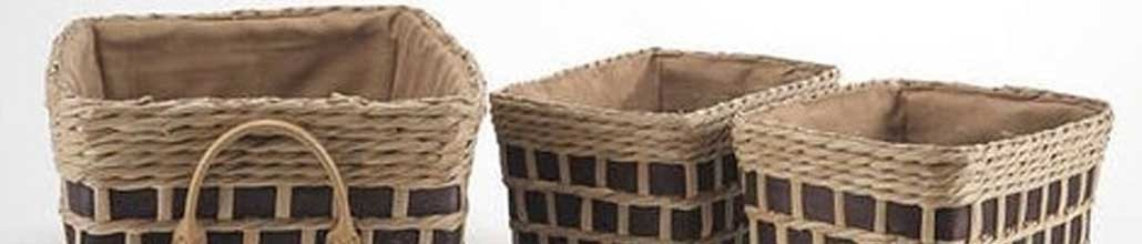 Rangement : Boites, Paniers, Coffres décoratifs - Plante Ta Déco