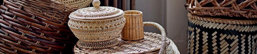 Large choix de Paniers de Toutes Formes et Matières sur Plante ta Déco